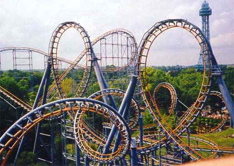 Kings Island Top Amusement Parks In The World - The 14 best theme parks in the world